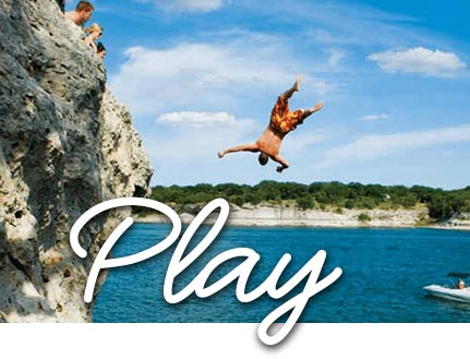 PLAY in Lake Whitney